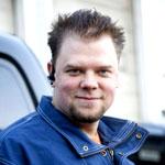 Riku Keränen - Keurusseudun LVI-Palvelun toimitusjohtaja